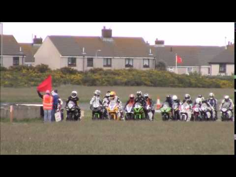 2014 ARA Jurby Airfield Meeting - Isle of Man 11th May 2014 (part 1)