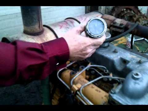 Cat engine 3066