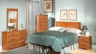 Oak Bedroom Furniture Design
