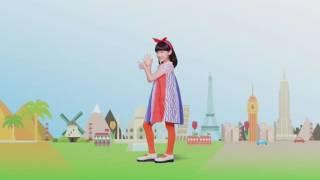 芦田愛菜「ふぁいと!!」振り付き映像