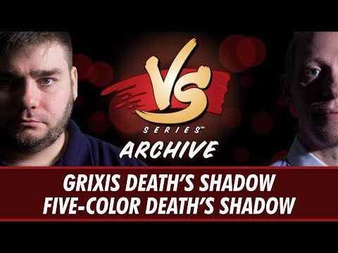 112217  Todd VS Stevens: Grixis Death's Shadow vs FiveColor Death's Shadow Modern