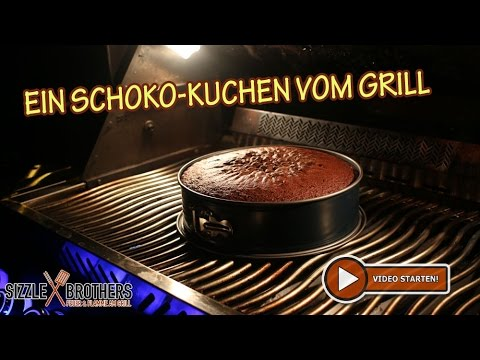 Enders Gasgrill Hannover : Kuchen grillen ein schokokuchen vom grill youtube