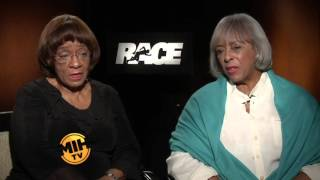 Jesse Owens' Daughters Say 'Race' Is Like a 'Movie Made in Heaven'