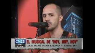 LUCAS MARTI - POR EL VERTIGO