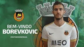 Bem-Vindo Toni Borevkovic