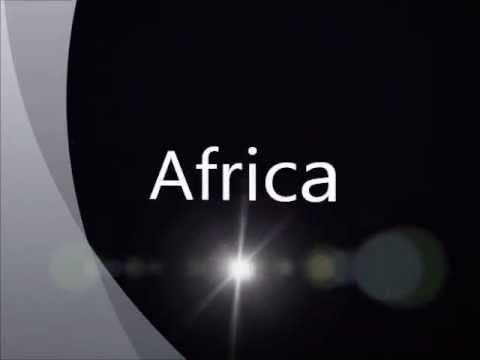 Africa's Call