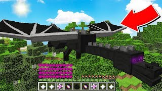 FAKİR 1 GÜNLÜĞÜNE EJDERHA OLDU! 😱 - Minecraft