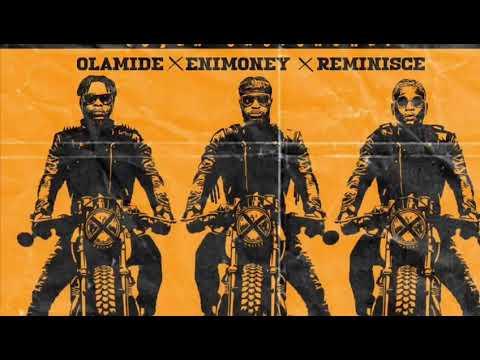 DJ Enimoney - Shibinshi ft  Olamide & Reminisce: audio