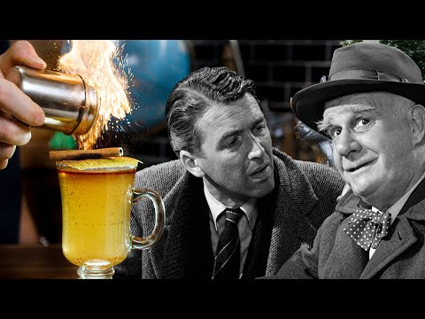 Flaming Drink from It's a Wonderful Life | How to Drink
