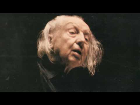 Stokowski conducts the 'Hallelujah' Chorus