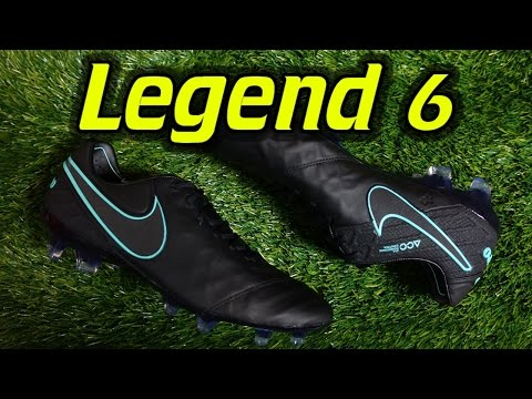 Nike Tiempo Legend 6 (Pitch Dark Pack) - Review + On Feet