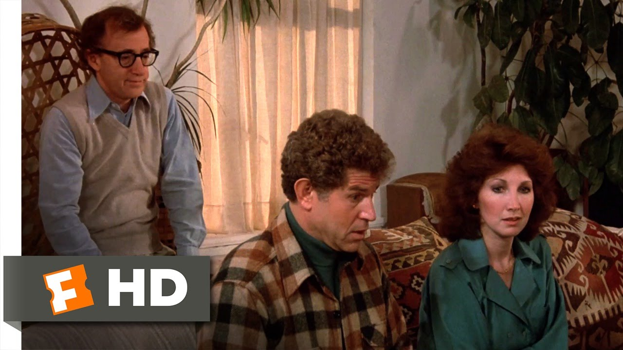 Hannah and Her Sisters (5/11) Movie CLIP - We Need Some Sperm (1986) HD