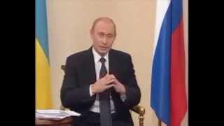 Путин о Украинском языке и любви к западной Украине