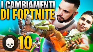 #FORTNITE - Capitolo 2 : Ma Quanti Cambiamenti in Fortnite