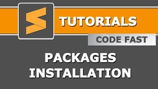 How to use Package Control in Sublime to Install any Package