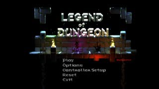 Legend of Dungeon - Indie Test Drive (Action Roguelike)