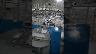 Pai lung circular Knitting machine