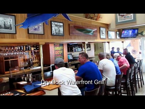 Dry Dock Waterfront Grill - Review - Longboat Key, FL