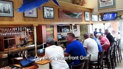 Dry Dock Waterfront Grill - Review - Longboat Key, FL