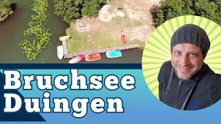 Der Bruchsee bei Duingen - August 2018 - DJI Mavic Air - Drone Footage Swimming Lake Germany