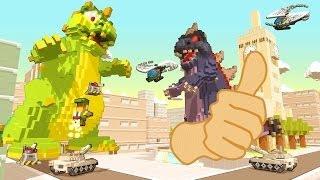Free Game Tip - Man or Monster