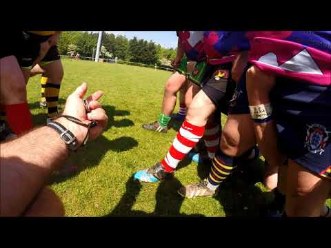 Nags Charity Barbarians vs Droitwich 2018 -   First Quarter