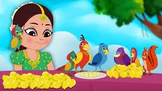 Mambalamam Mambalam | மாம்பழமாம் மாம்பழம் | நர்சரி ரைம்ஸ் | Tamil Nursery Rhymes | Tamil Baby Rhymes