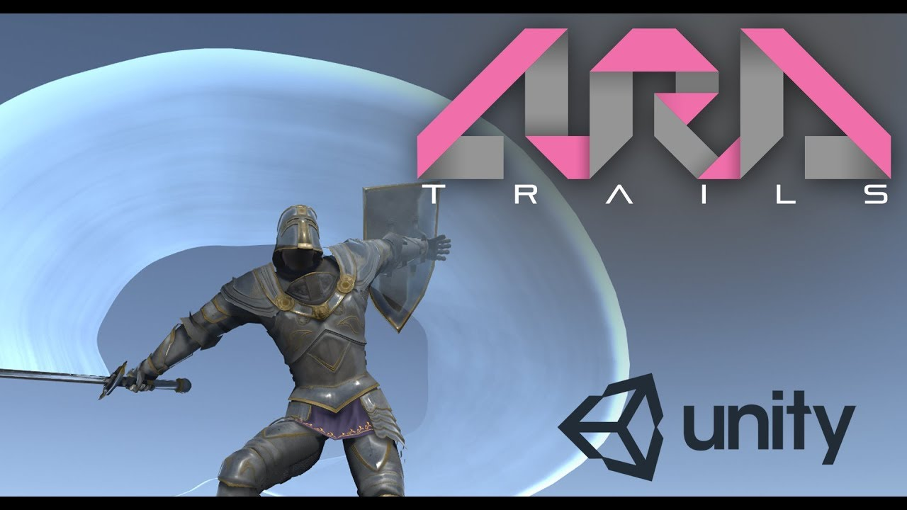 Unity trail rendering done right: Ara Trails - Virtual