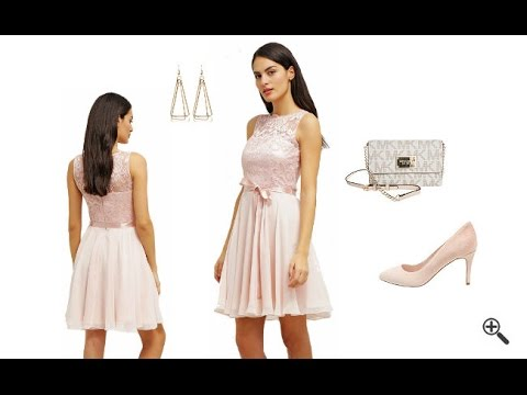 Kleider Fur Hochzeitsgaste Gunstig Online Kaufen Youtube