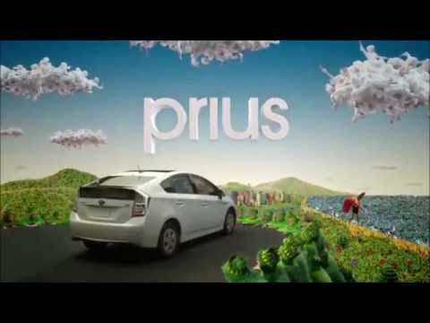 Father John Misty - PRIUS COMMERCIAL 1 [music video feat. actual Toyota Prius commercials]