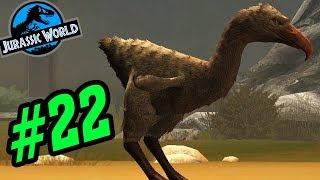 ✔️CHIM THỜI TIỀN SỬ KHỔNG LỒ !! - Jurassic World Công Viên Khủng Long Tập 22