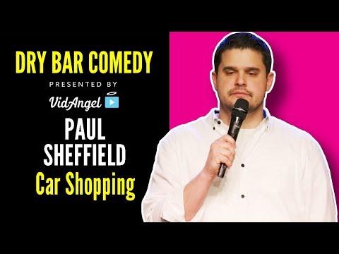 Car Shopping | Paul Sheffield | Singled Out | Dry Bar Comedy