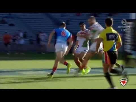 Sydney Roosters Nines 2017 - Road to Glory - Every try - Full HD