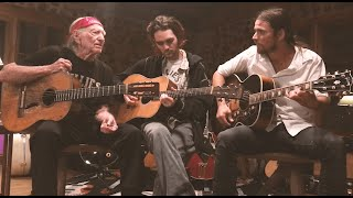 Lukas Nelson & Family - Turn Off The News And Build a Garden   (Quarantunes Evening Session)