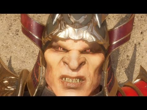 Mortal Kombat 11 Shao Kahn Vs  Kotal Kahn All Cutscenes