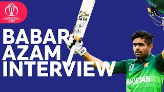 Babar Azam Interview With Zainab Abbas On The 2019 CWC! | ICC Cricket World Cup 2019