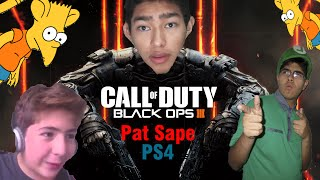 Call of Duty Black Ops 3 : Trolleando a Fernanfloo (ps4) - Pat Sape