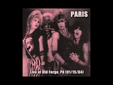 Poison (here as Paris) Live at Old Forge, PA 1984 - YouTube