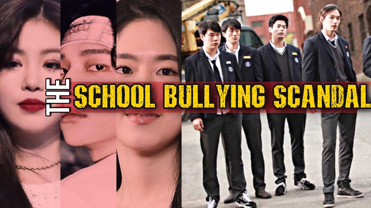 School Bullies In Korea VS America… Which Is Worse?! Kpop Idols Exposed