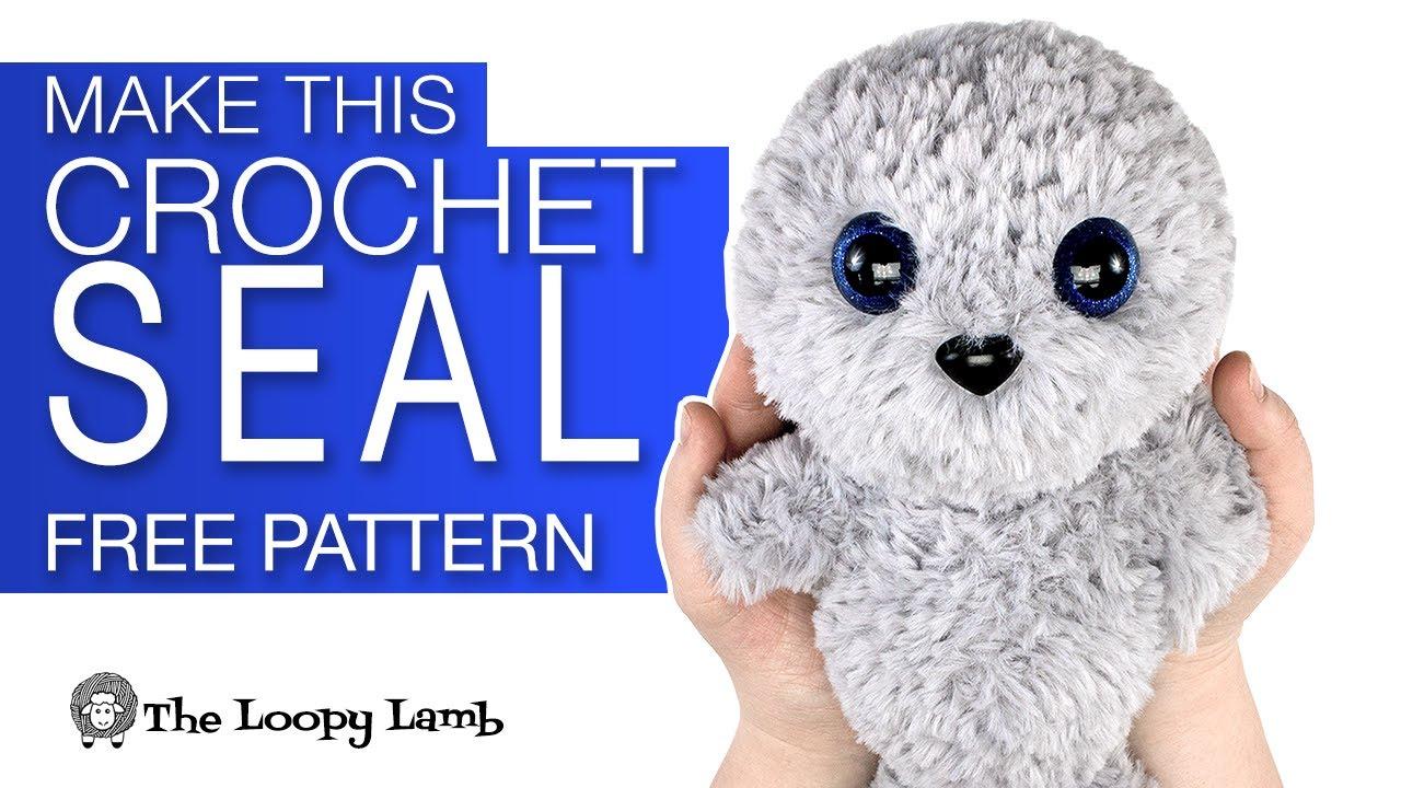 Free Crochet Hamster Pattern - Grace and Yarn | 720x1280