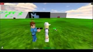 R.P.D police video (roblox)