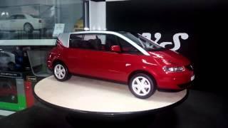 Renault Avantime 2001 - Otto Models - 1:18