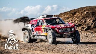 Dakar 2020, Auto: gli highlights della seconda tappa