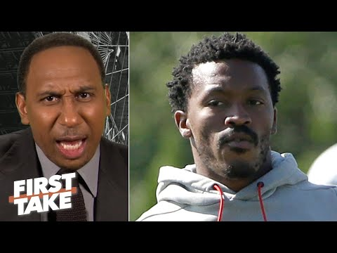Demaryius Thomas is delusional for complaining about the Patriots - Stephen A. | First Take