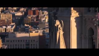 Jamie Foxx & Quvenzhané Wallis-The City's Yours. Annie 2014