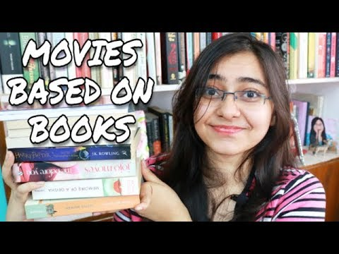 15 Amazing Books That Have Been Adapted To Movies