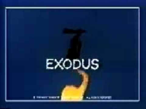 Exodus (Otto Preminger - 1960) - title sequence - Saul Bass