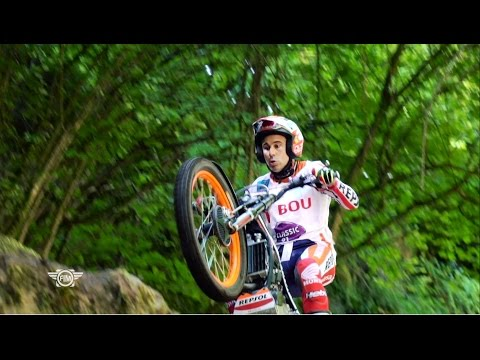52min - 2016 FIM Trial World Championship - Comblain au Pont (BEL)