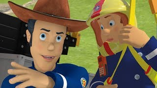 Fireman Sam Full Episodes | Best of Fireman Sam's Team - Offshore Saves | Fun Edition 🚒🔥Kids Movie