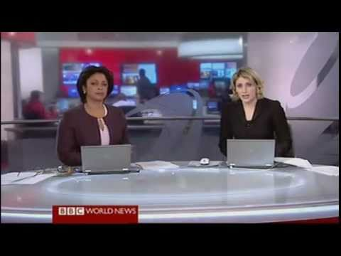 BBC News special edition with Martine Dennis and Juliet Dunlop